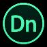 logo logiciel Adobe Dimension